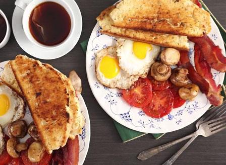 Ирландска закуска