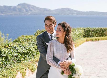 Рафаел Надал се ожени