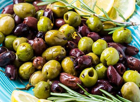 Няколко здравословни причини да ядем маслини всеки ден