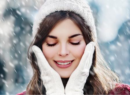 Витамини и минерали необходими на кожата през зимата