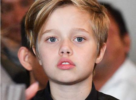 Дъщерята на Анджелина Джоли и Брат Пит ще става момче