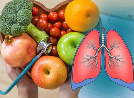 Храни, които укрепват белите дробове и предпазват от дихателни заболявания