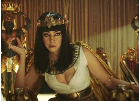 Клеопатра е била ниска и закръглена?