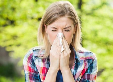 Алергията не повишава риска от зараза с новия коронавирус