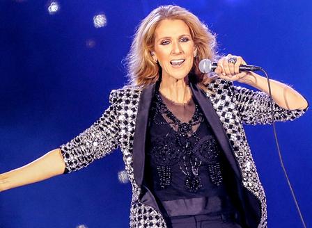 Селин Дион отложи за 2021 г. европейските концерти от турнето си