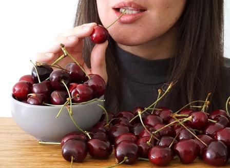 Не прекалявайте с яденето на череши, ако сте диабетик