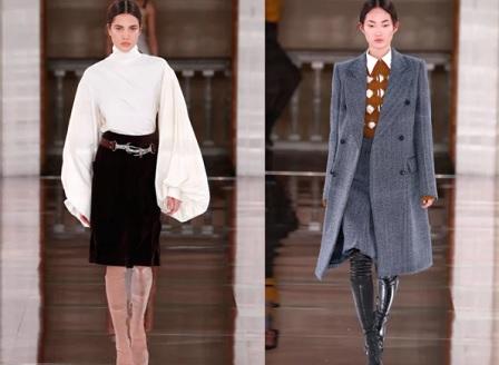 Виктория Бекъм представи колекцията си на Лондонската седмица на модата
