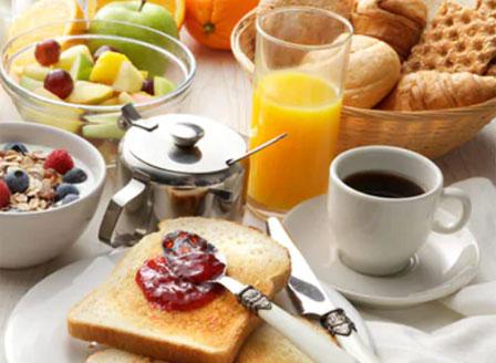 Пет храни, които не са полезни за закуска