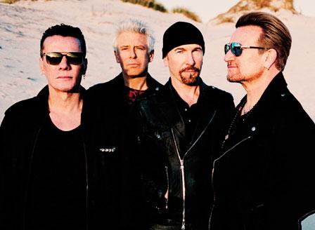 Албум на U2 бе обявен за най-добрия от 80-те