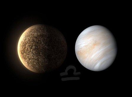 Магичен период до 9 ноември: Меркурий и Венера са във Везни, мечтите се сбъдват!