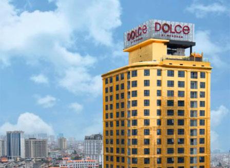 Първият златен хотел в света отвори врати в Ханой
