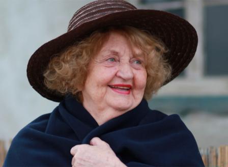 Татяна Лолова празнува днес своя 87-и рожден ден