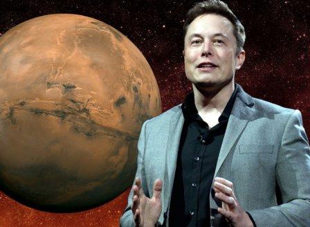 Илон Мъск се провъзгласи за Император на Марс