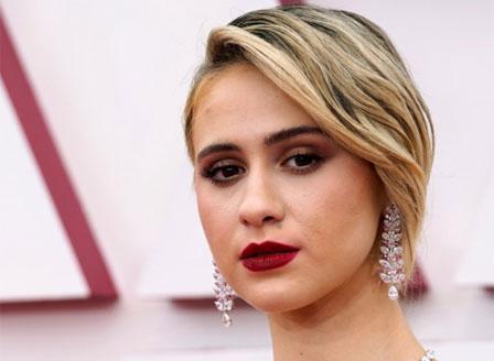 Мария Бакалова не успя да грабне Оскара за поддържаща роля, но получи комплимент от Брад Пит