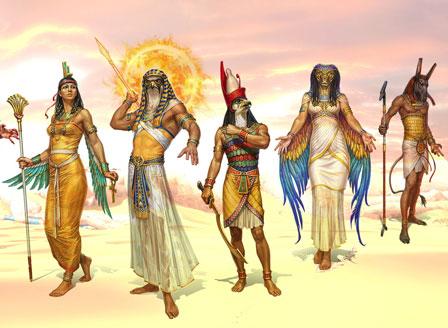 Кой древноегипетски бог или богиня сте според зодията си