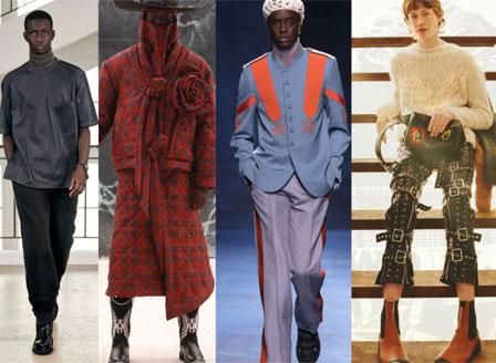 Започна Седмицата на мъжката мода в Париж