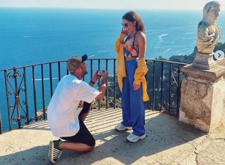Златното момиче Симона Дянкова се сгоди