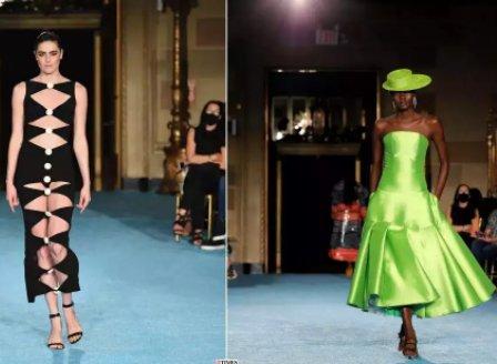 Знаменитостите се завърнаха на модните дефилета в Ню Йорк