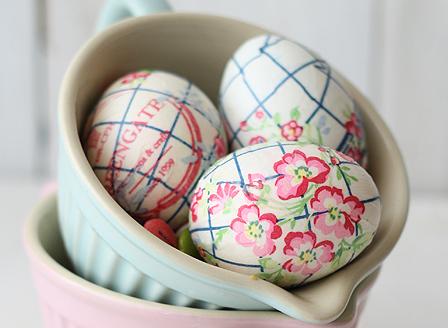 По-различните великденски яйца